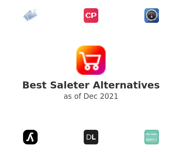 Best Saleter Alternatives