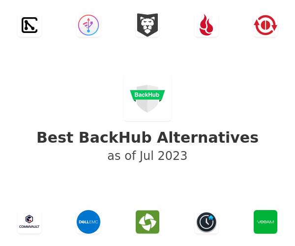 Best BackHub Alternatives
