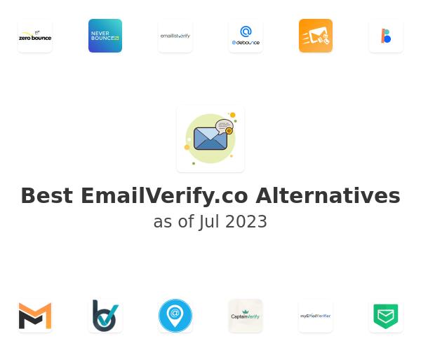 Best EmailVerify.co Alternatives