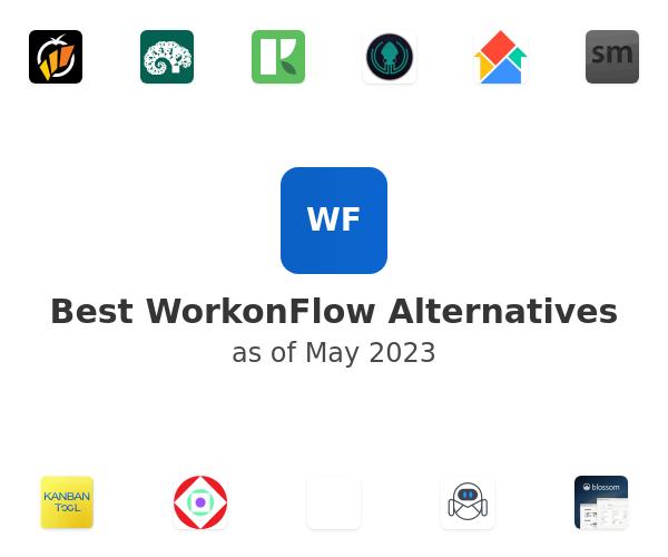 Best WorkonFlow Alternatives