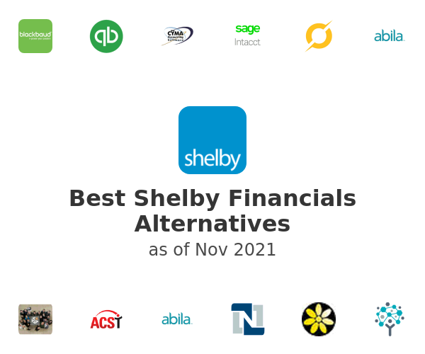 Best Shelby Financials Alternatives