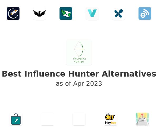 Best Influence Hunter Alternatives