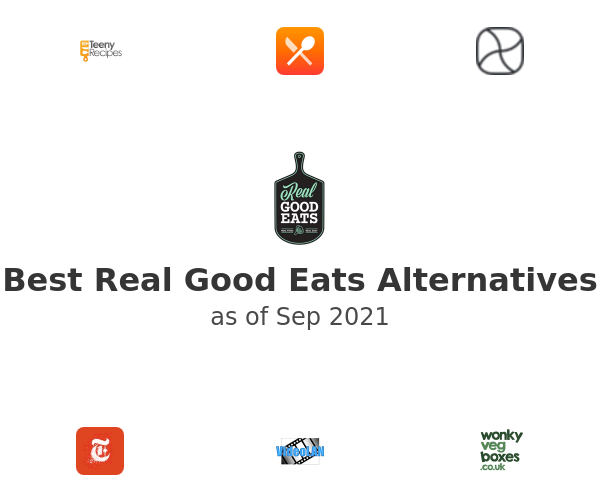 Best Real Good Eats Alternatives
