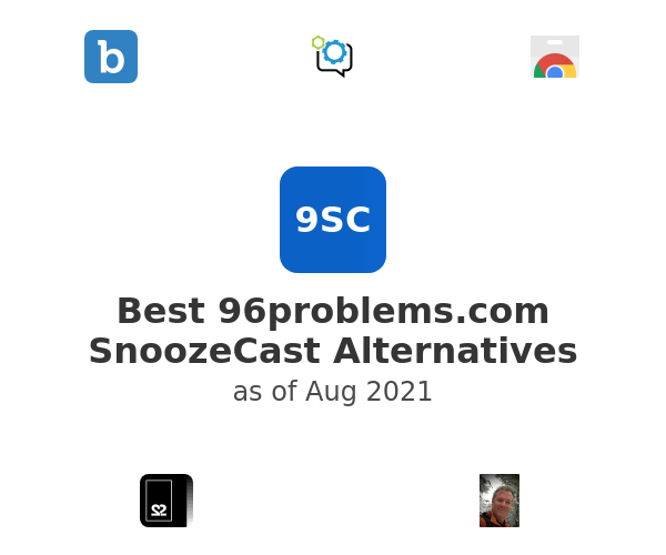 Best SnoozeCast Alternatives