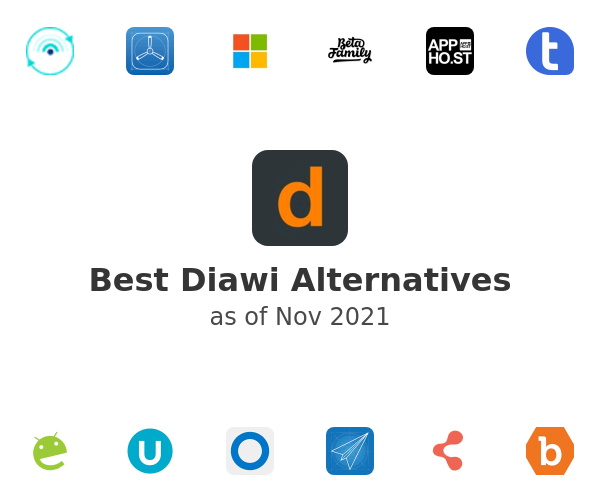 Best Diawi Alternatives