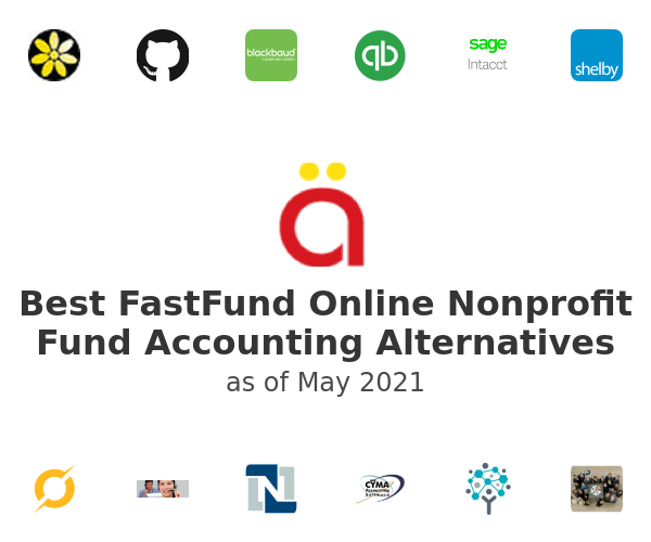 Best FastFund Online Nonprofit Fund Accounting Alternatives