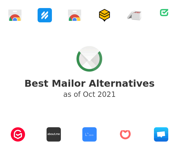 Best Mailor Alternatives
