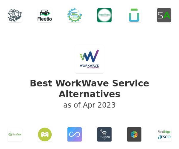 Best WorkWave Service Alternatives