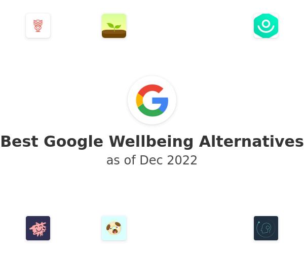 Best Google Wellbeing Alternatives