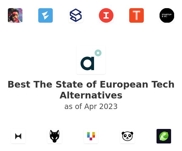 Best The State of European Tech Alternatives