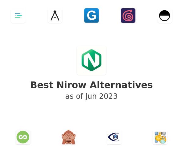 Best Nirow Alternatives