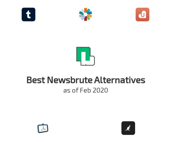 Best Newsbrute Alternatives