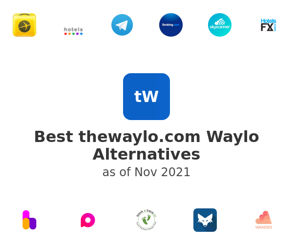Best thewaylo.com Waylo Alternatives