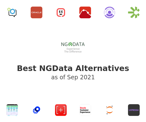 Best NGData Alternatives