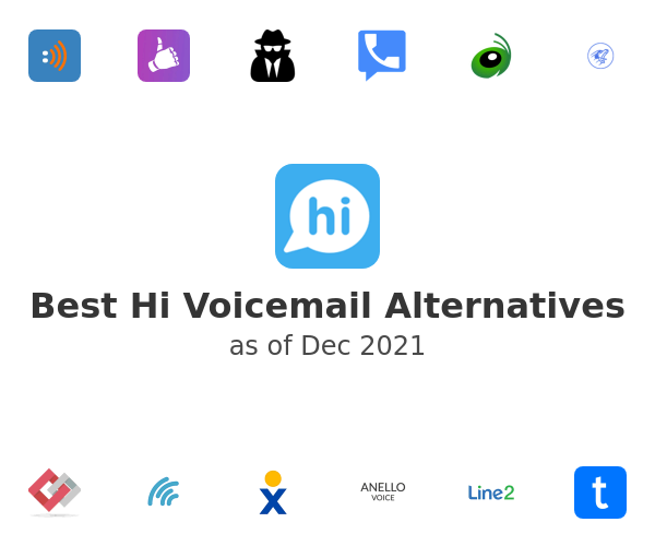 Best Hi Voicemail Alternatives