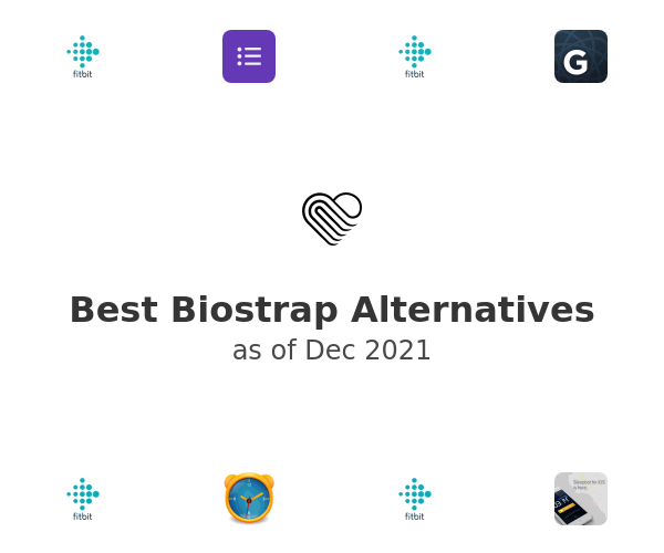 Best Biostrap Alternatives