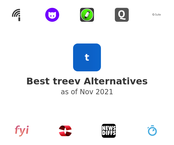 Best treev Alternatives