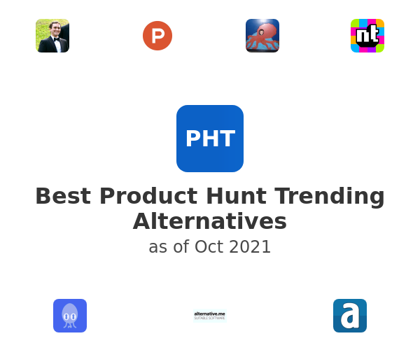 Best Product Hunt Trending Alternatives