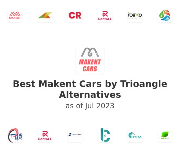 Best Makent Cars by Trioangle Alternatives
