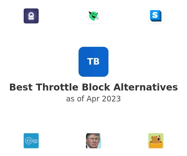 Best Throttle Block Alternatives