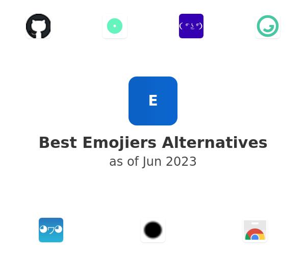 Best Emojiers Alternatives