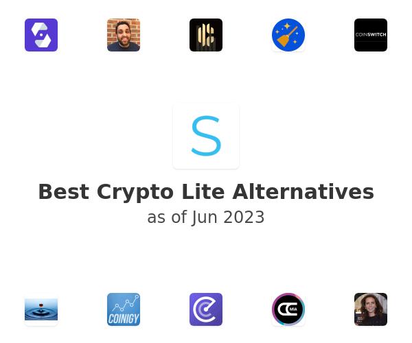Best Crypto Lite Alternatives