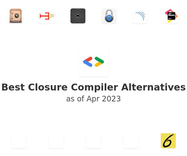 Best Closure Compiler Alternatives