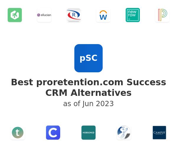 Best Success CRM Alternatives
