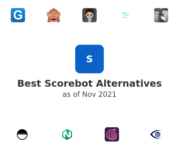 Best Scorebot Alternatives