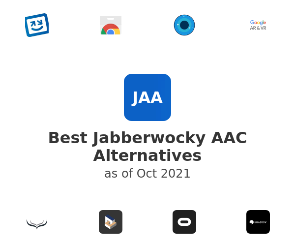 Best Jabberwocky AAC Alternatives