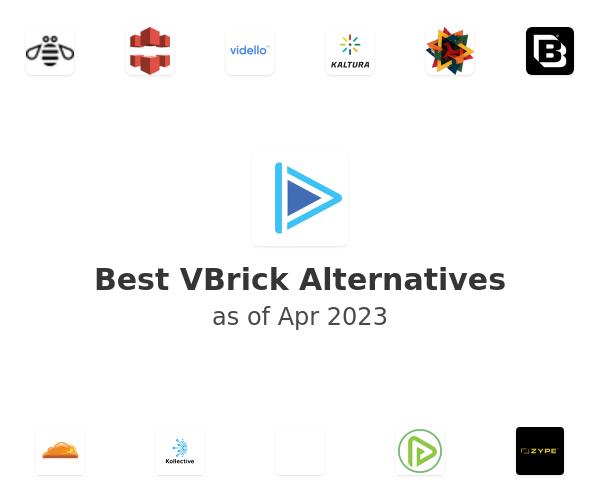 Best VBrick Alternatives