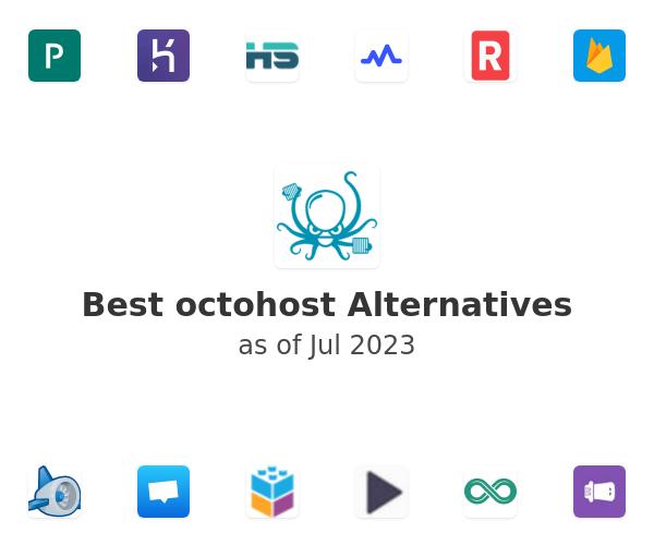 Best octohost Alternatives