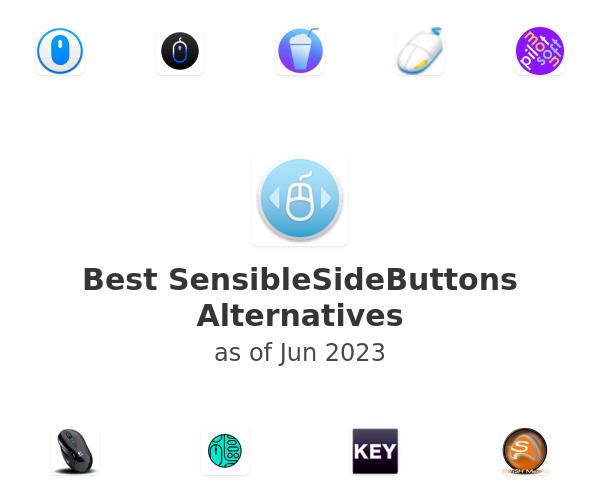 Best SensibleSideButtons Alternatives