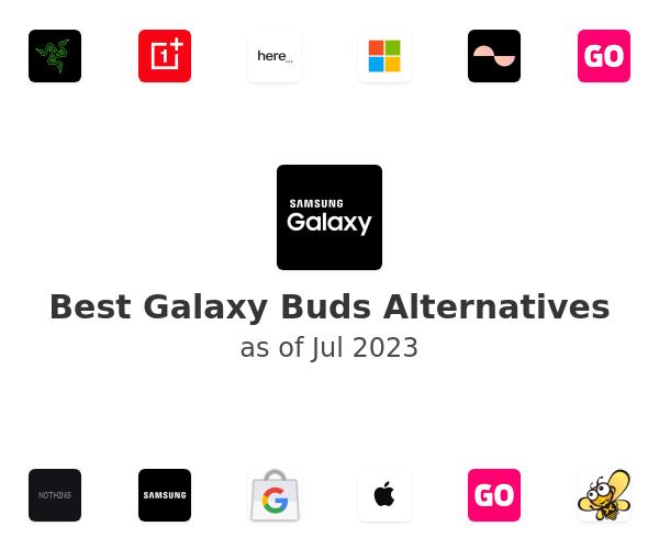 Best Galaxy Buds Alternatives