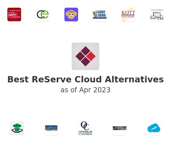 Best ReServe Cloud Alternatives