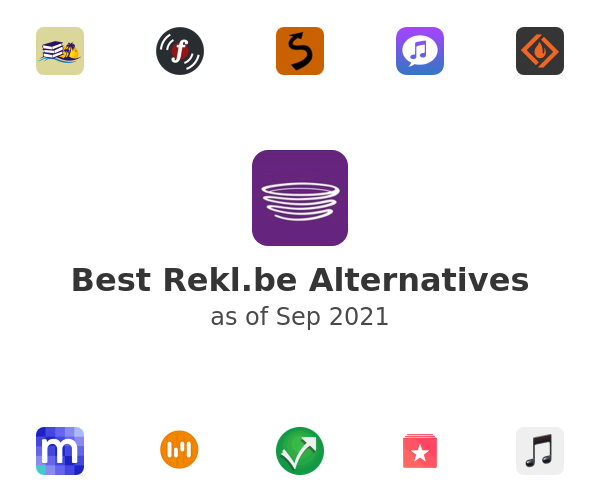 Best Rekl.be Alternatives