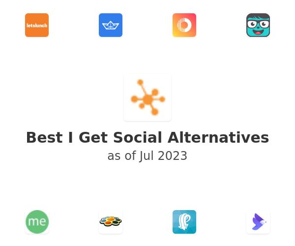 Best I Get Social Alternatives