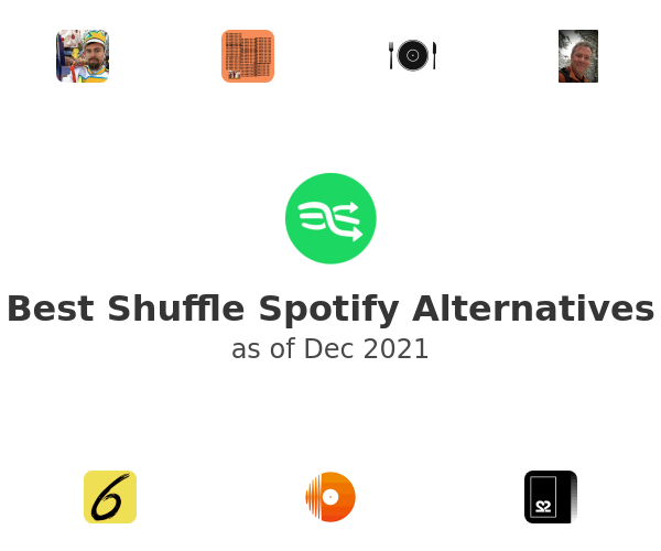 Best Shuffle Spotify Alternatives