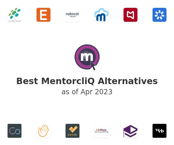 Best MentorcliQ Alternatives