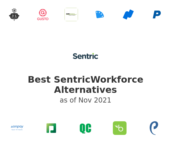Best SentricWorkforce Alternatives