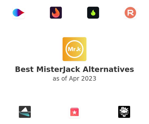 Best MisterJack Alternatives