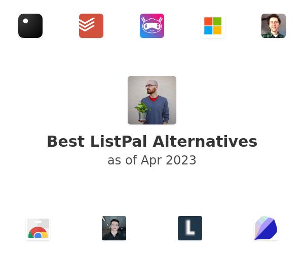 Best ListPal Alternatives