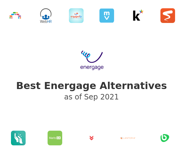 Best Energage Alternatives