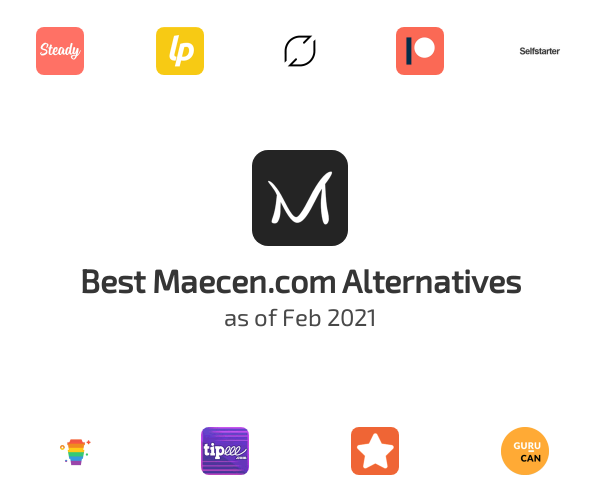 Best Maecen.com Alternatives