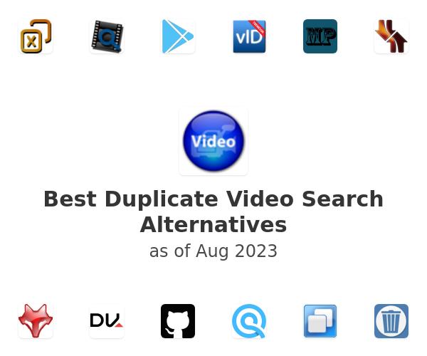 Best Duplicate Video Search Alternatives