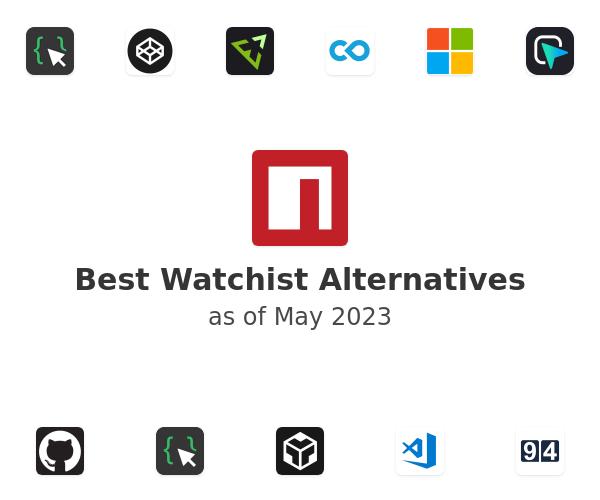 Best Watchist Alternatives