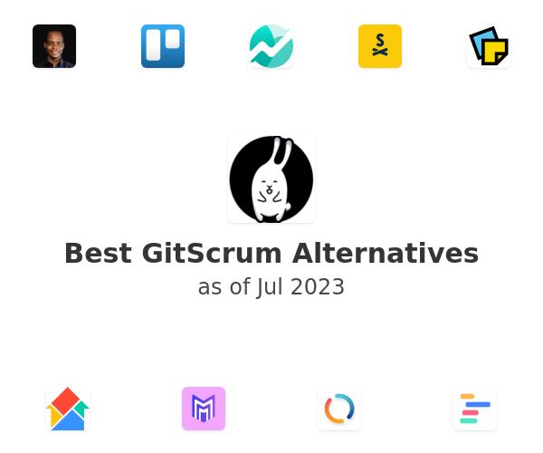 Best GitScrum Alternatives