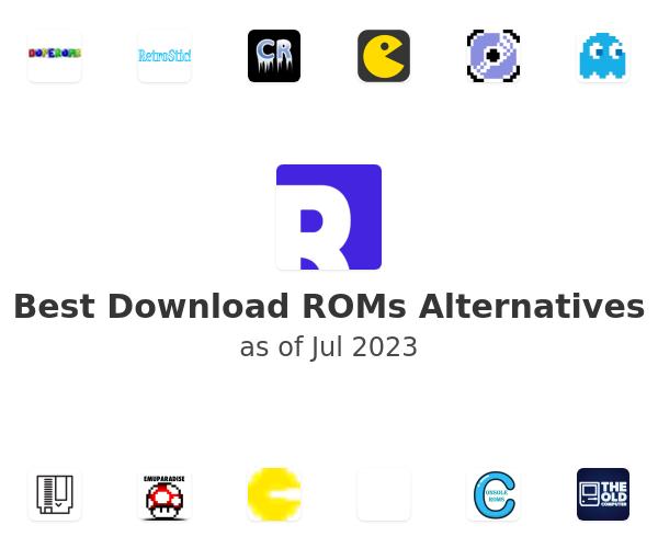 Best Download ROMs Alternatives