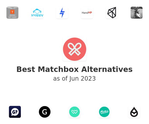 Best Matchbox Alternatives