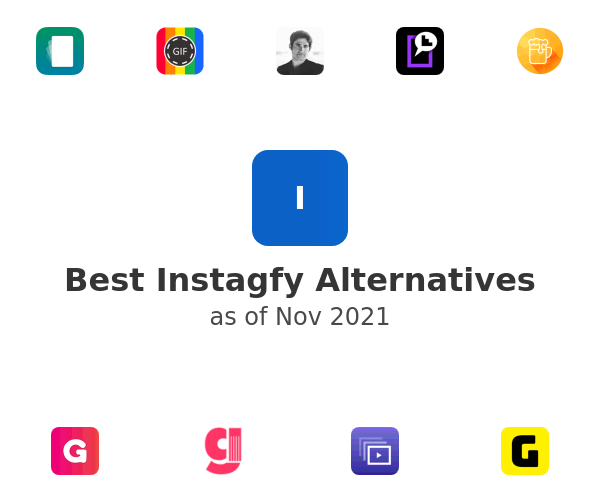 Best Instagfy Alternatives